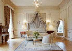 Photo courtesy of Hotel Le Meurice.