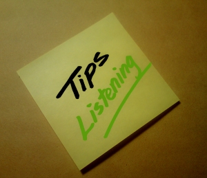 tips-listening