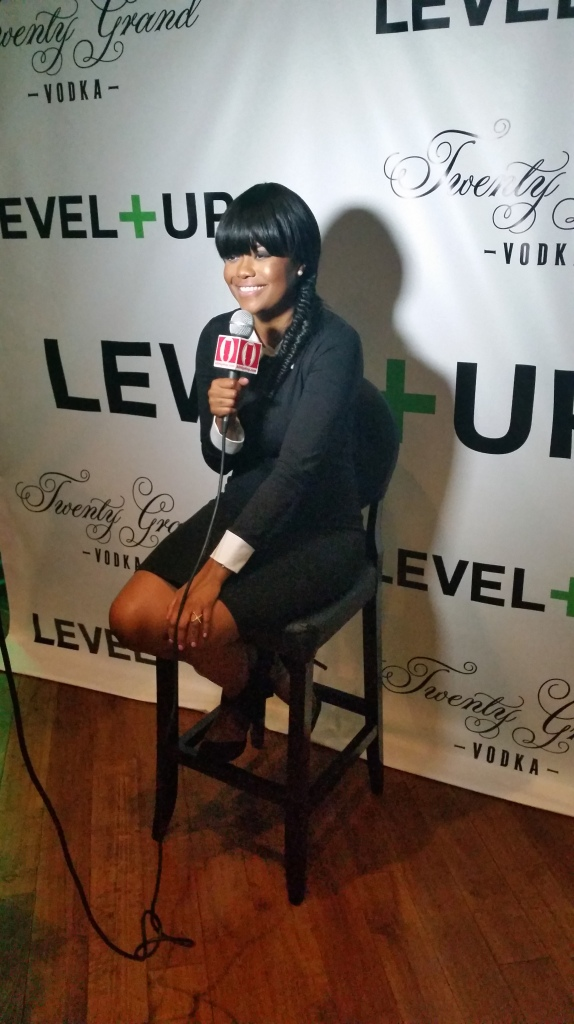 Photo Taken By Choo Jones at the Level Up Brunch w/ Karen Civil.